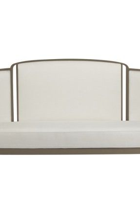 Mobilier Barbara Barry – Settee