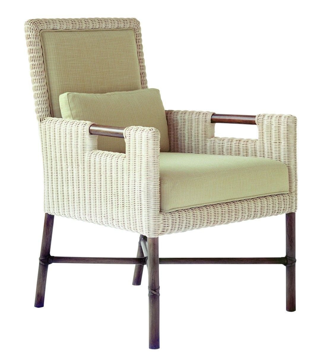 Mobilier Thomas Pheasant - Woven Core Dining Arm Chair