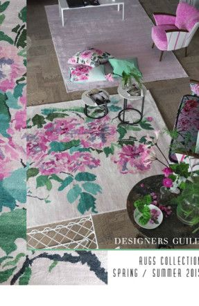 Catalog Designers Guild: Rugs Collection - Spring / Summer 2015