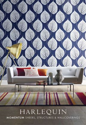 Catalog Harlequin: Momentum Sheers, Structures and Wallcoverings Volume 2