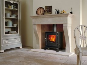 Stone Fireplace Collection-The Marseilles