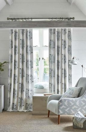 Sanderson Curtains & fabric – The Potting Room Collection